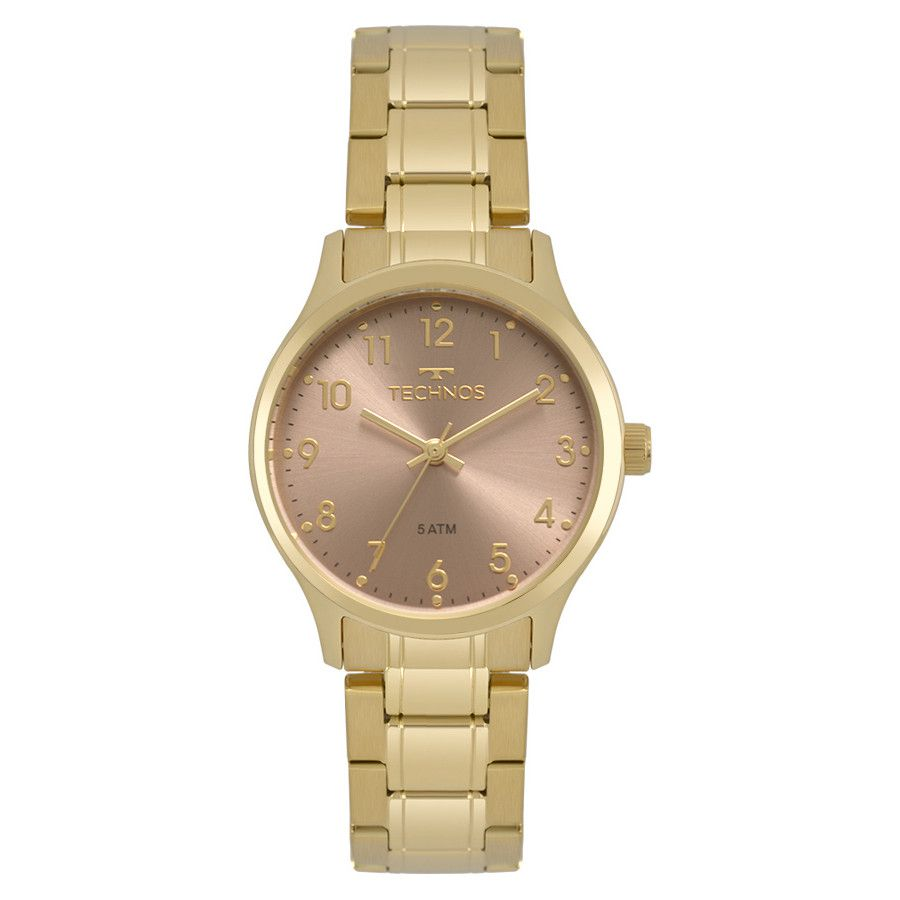 Relógio Technos Elegance Boutique Feminino 2035MPF/4T
