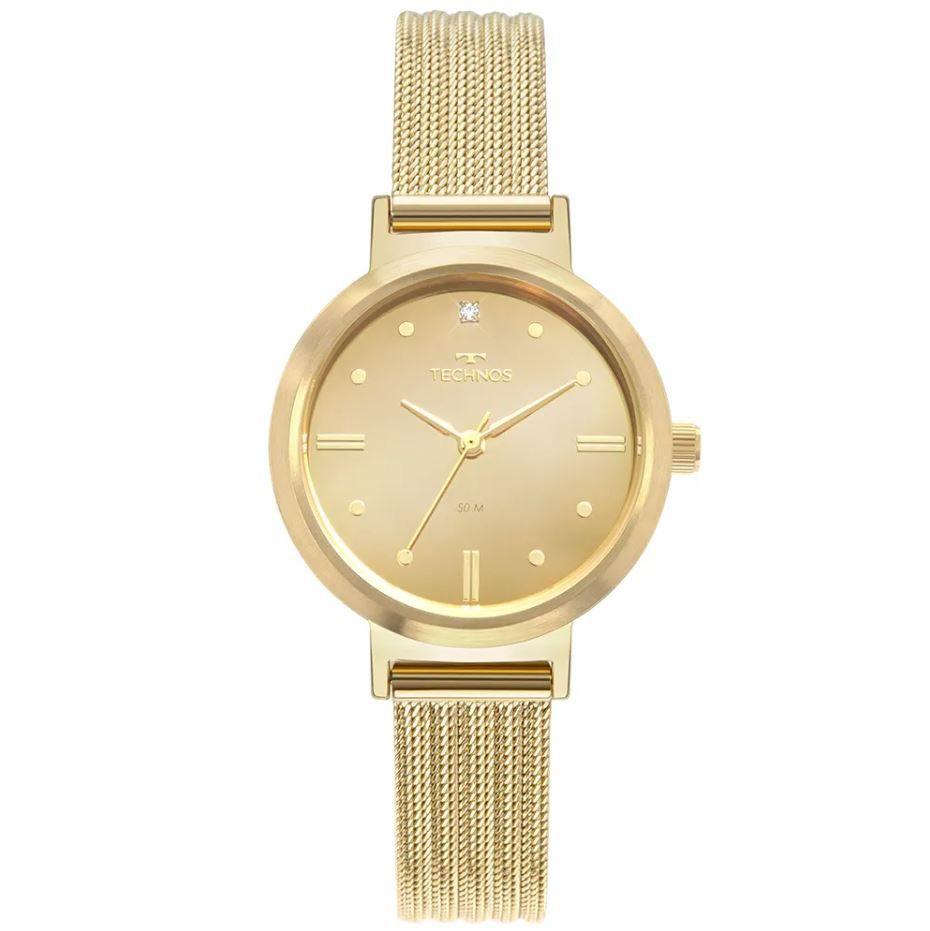 Relógio Technos Elegance Boutique Feminino 2036MLR/4D