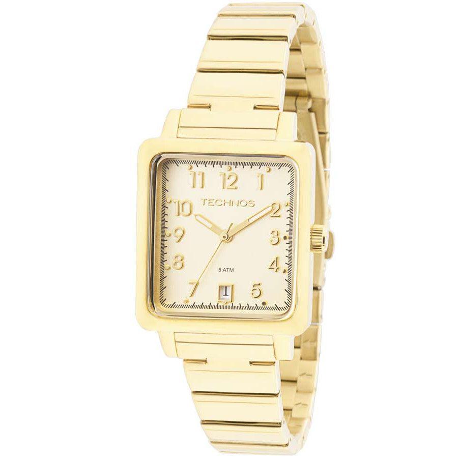 Relógio Technos Elegance Boutique Feminino 2115KPJ/4D