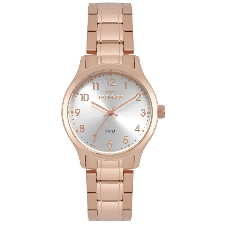 Relógio Technos Elegance Boutique Rose Feminino 2035MPG/4K