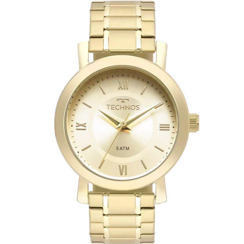 Relógio Technos Elegance Feminino 2035MMS/4X