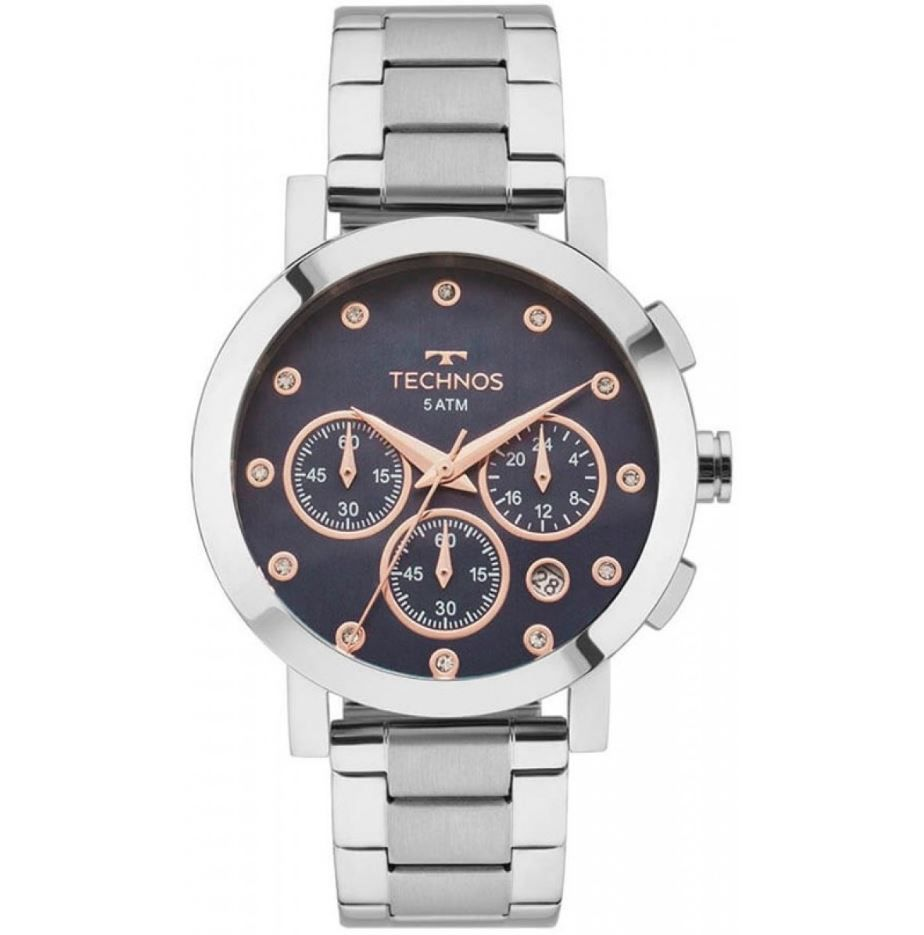 Relógio Technos Elegance Ladies  Feminino OS2ABJ/1A