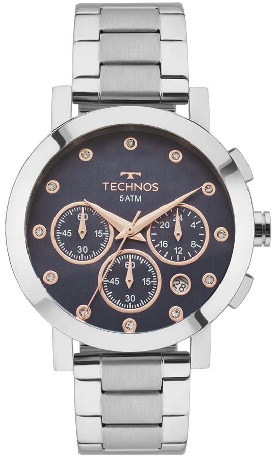 206d14924c1d1 Relógio Technos Elegance Ladies Feminino OS2ABJ 1A - Relógios de Fábrica
