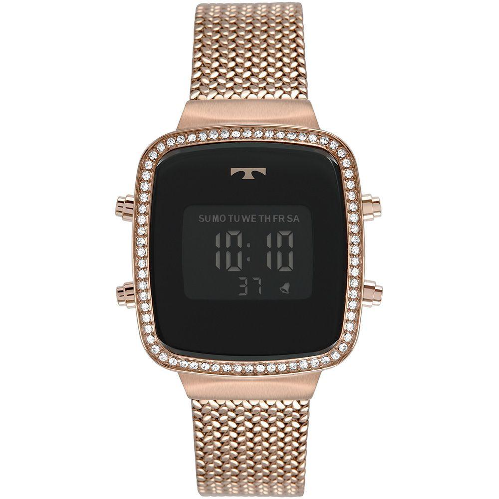 Relógio Technos Fashion Trend Digital Feminino BJ3478AB/4P