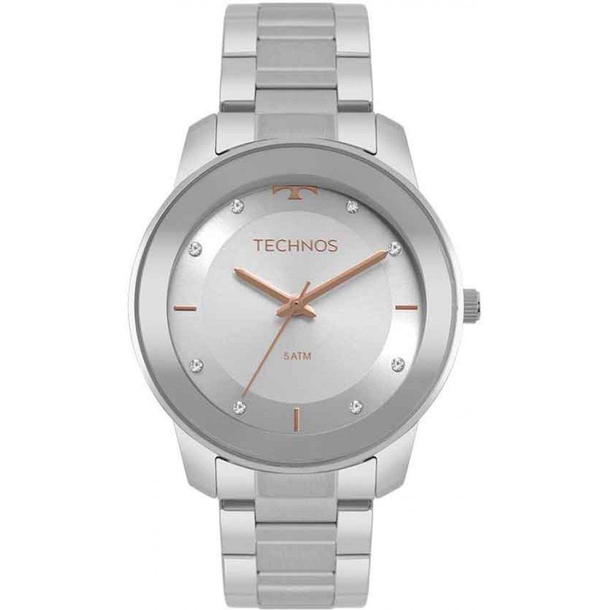 Relógio Technos Fashion Trend Feminino 2036MKG/1K