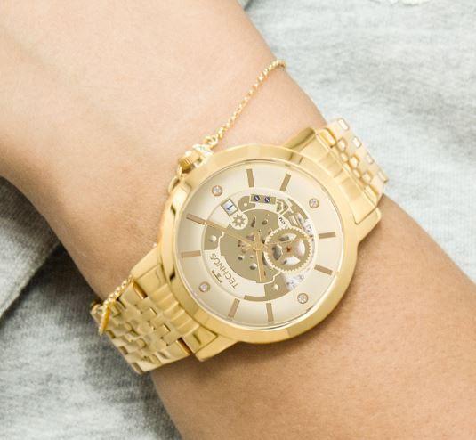 Relógio Technos Fashion Trend Feminino 2117LAO/4X