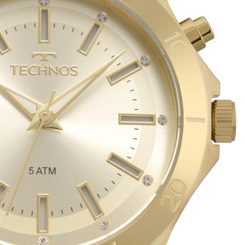 Relógio Technos FashionTrend Feminino Y121E3AA/4X
