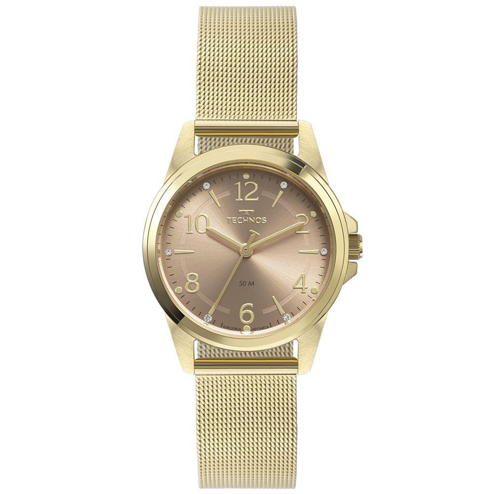 Relógio Feminino Technos 2035MTG/1T