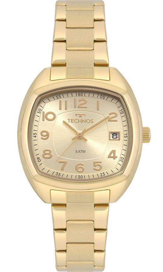 Relógio Technos Feminino 2115MRJ/4X