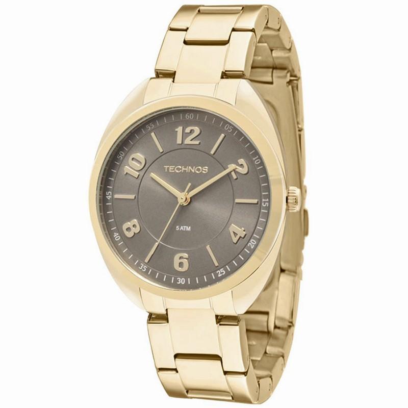 d1be8c2e1f9cc Relógio Technos Feminino Elegance Dress 2035MCF 4C - Relógios de Fábrica