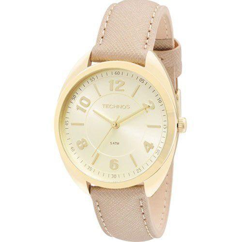 Relógio Technos Feminino Elegance Dress 2035MCH/2X