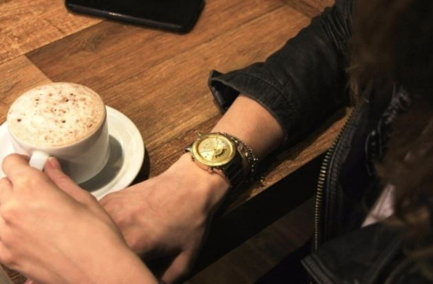 e128226ba0d8a Relógio Technos Feminino Elegance Skydiver T205FS 4X - Relógios de ...