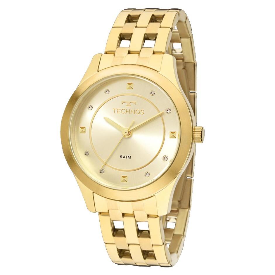 8ed399bffa Relógio Technos Feminino Fashion Trend 2036MFB 4X - Relógios de Fábrica