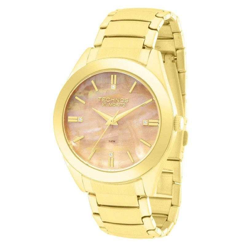 Relógio Technos Feminino ST. Moritz 2036MFA/4T