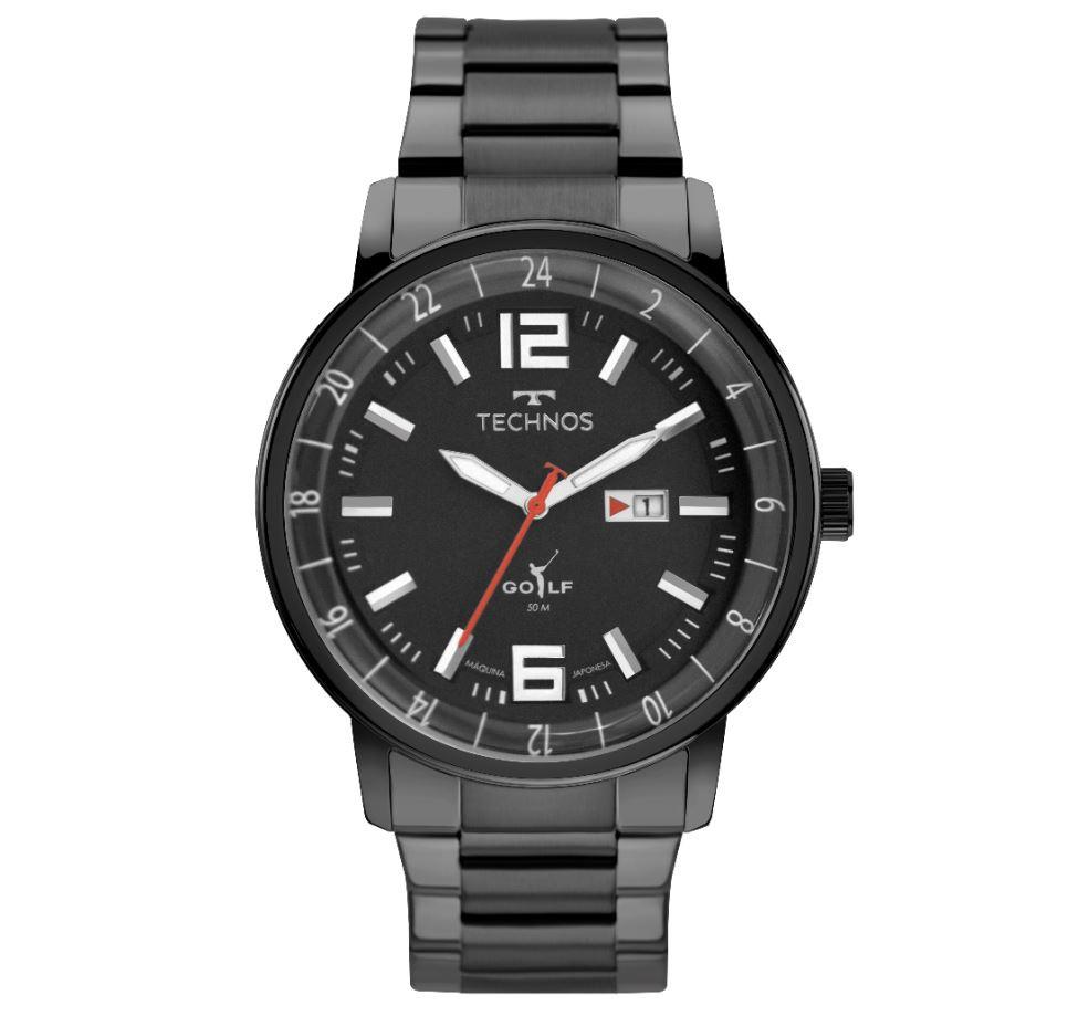 Relógio Technos Golf Masculino 2115MWC/1P