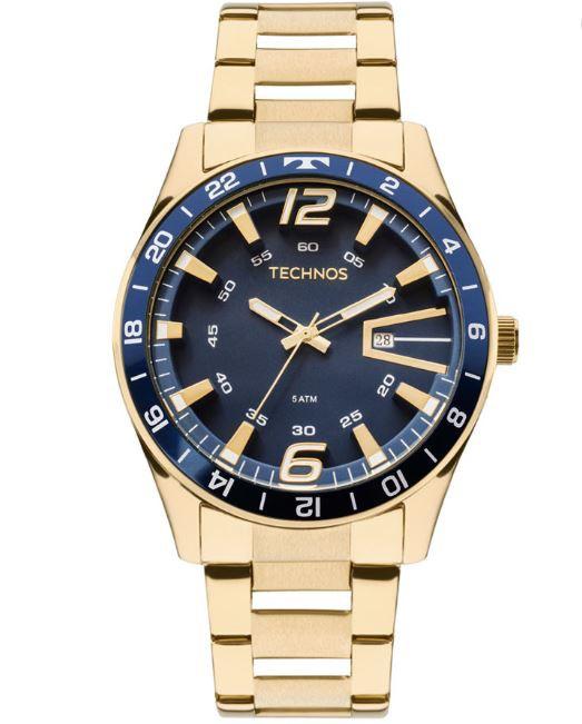 Relógio Technos Masculino 2115LAJ/4A