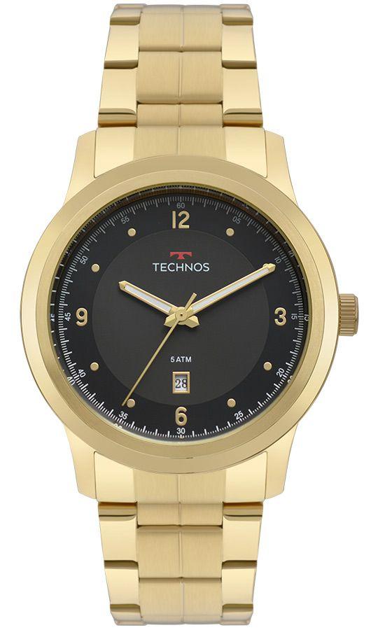 Relógio Technos Masculino 2115MRF/4P