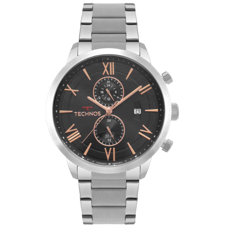Relógio Technos Masculino Grantech JP11AB/1P