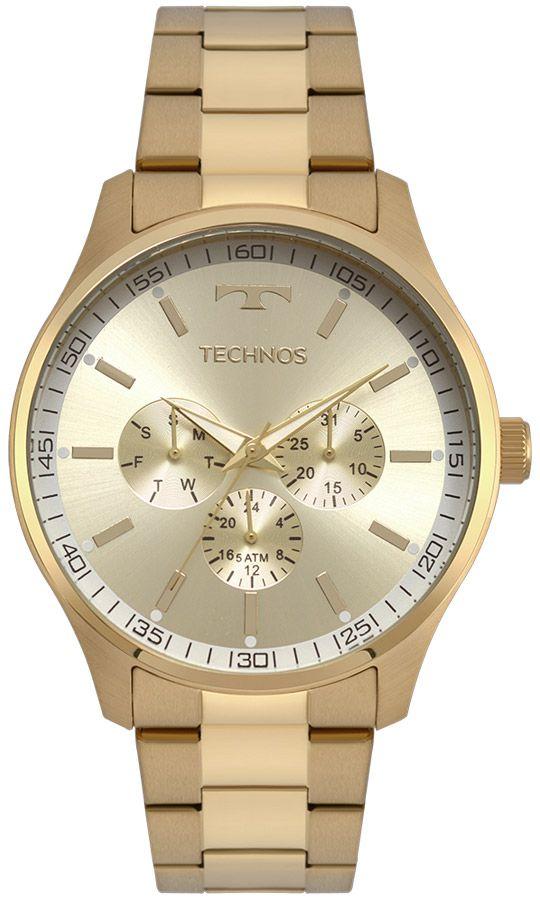 Relógio Technos Multifunção Masculino 6P29AJN/4X