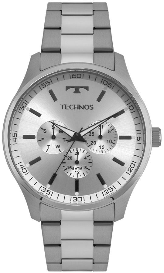 Relógio Masculino Technos Multifunção 6P29AJO/1K