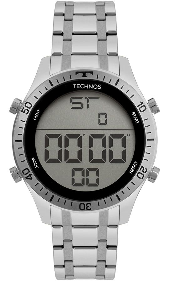 Relógio Technos Performance Racer Digital Masculino T02139AC/1C