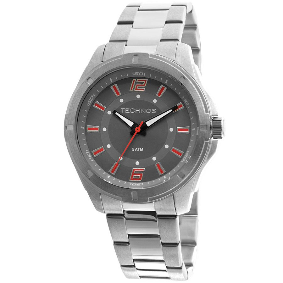 Relógio Technos Racer Masculino 2036LOD/1R
