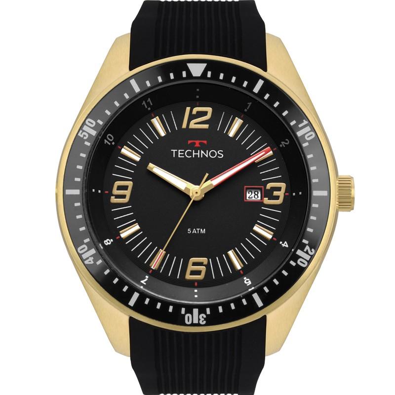 Relógio Technos Racer Masculino 2115MQS/8P