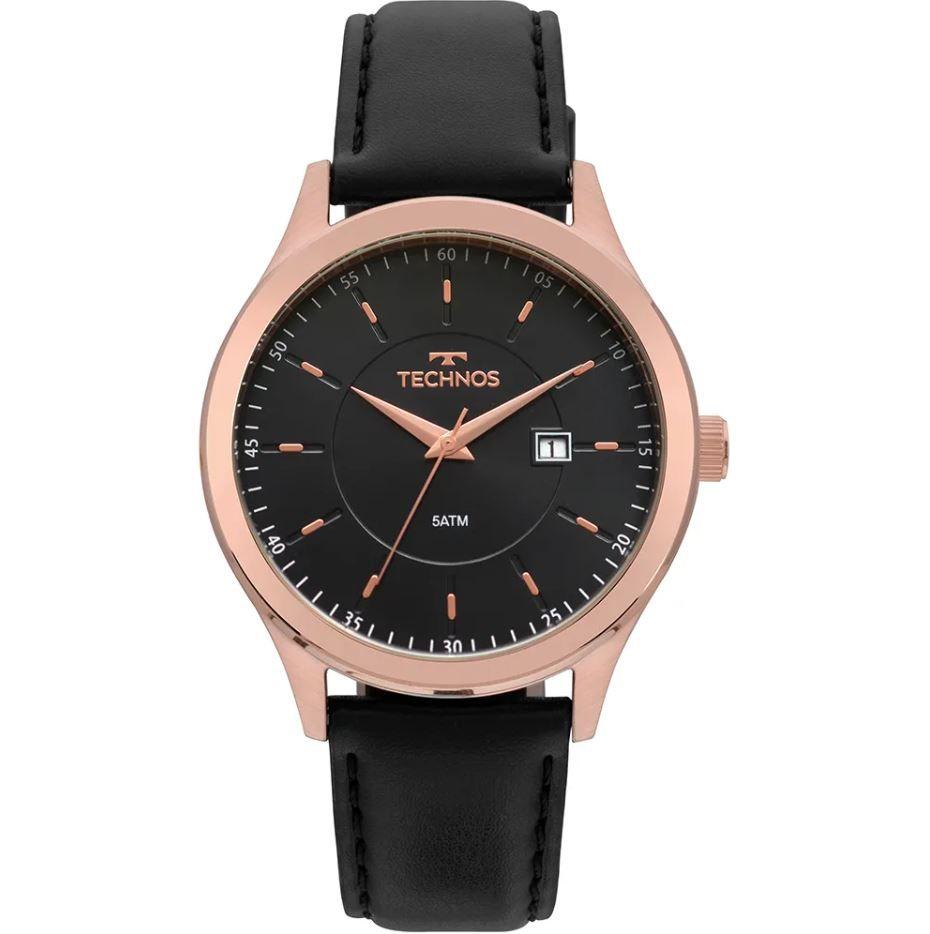 Relógio Technos Steel Masculino 2115MPS/2P