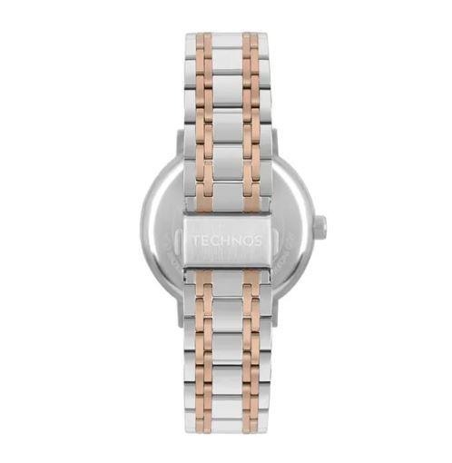 Relógio Technos Trend Bicolor Feminino 2015CCT/5G