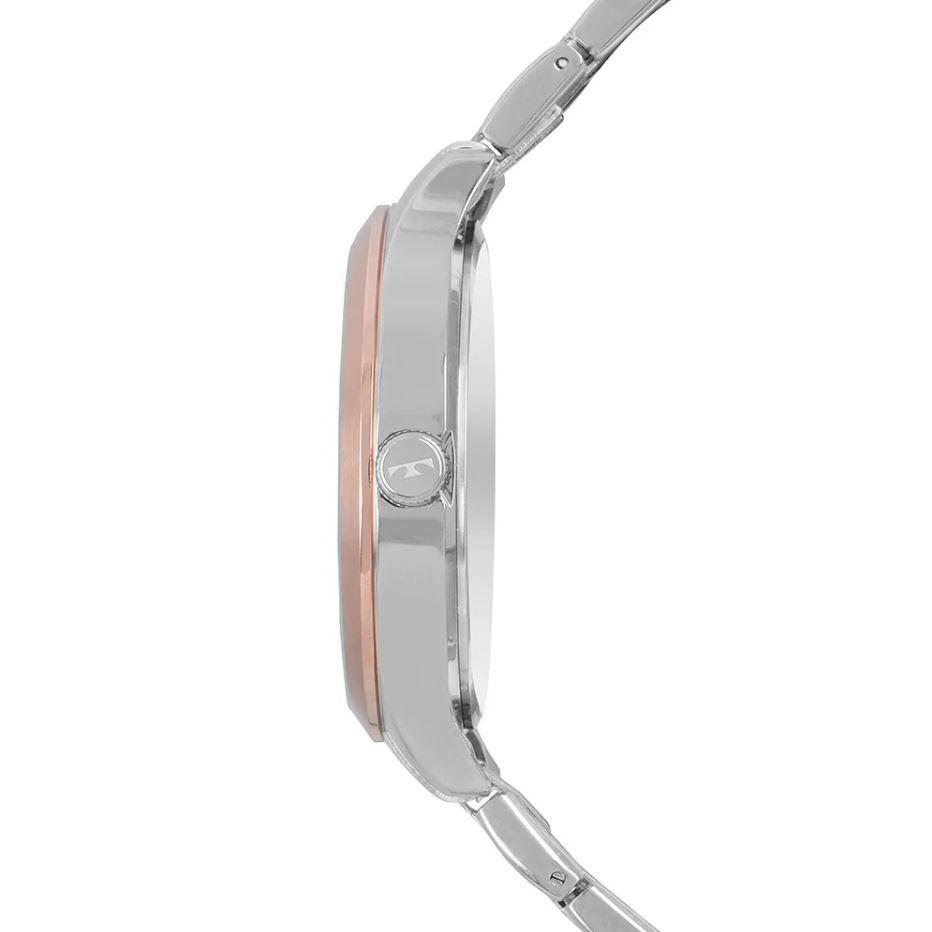 Relógio Technos Trend Bicolor Feminino 2035MOV/4T