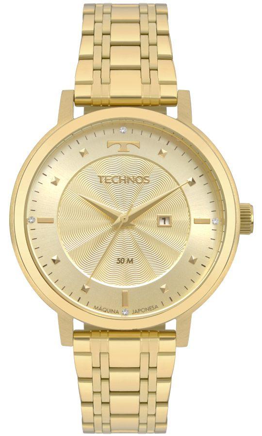 Relógio Technos Trend Feminino 2015CCS/4X