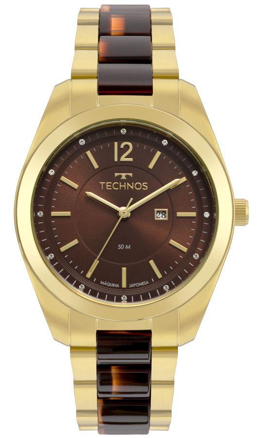 Relógio Technos Trend Feminino 2015CCY/4M