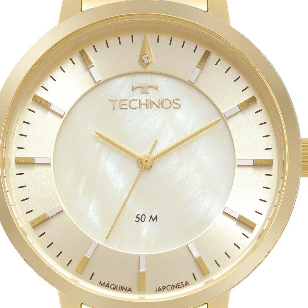 Relógio Technos Trend Feminino 2033CQ/4X