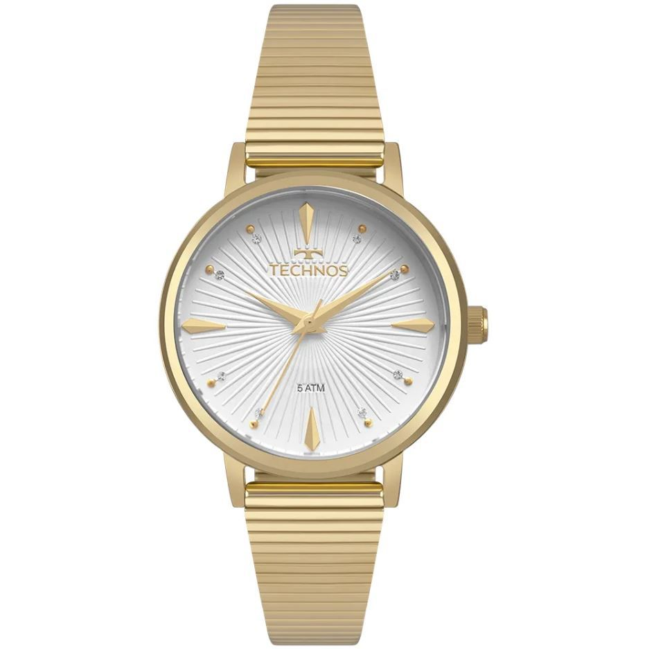 Relógio Technos Trend Feminino 2036MJW/4X