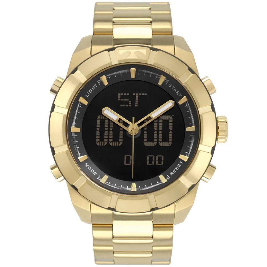 Relógio Technos TS Dourado Masculino BJ3340AC/4P
