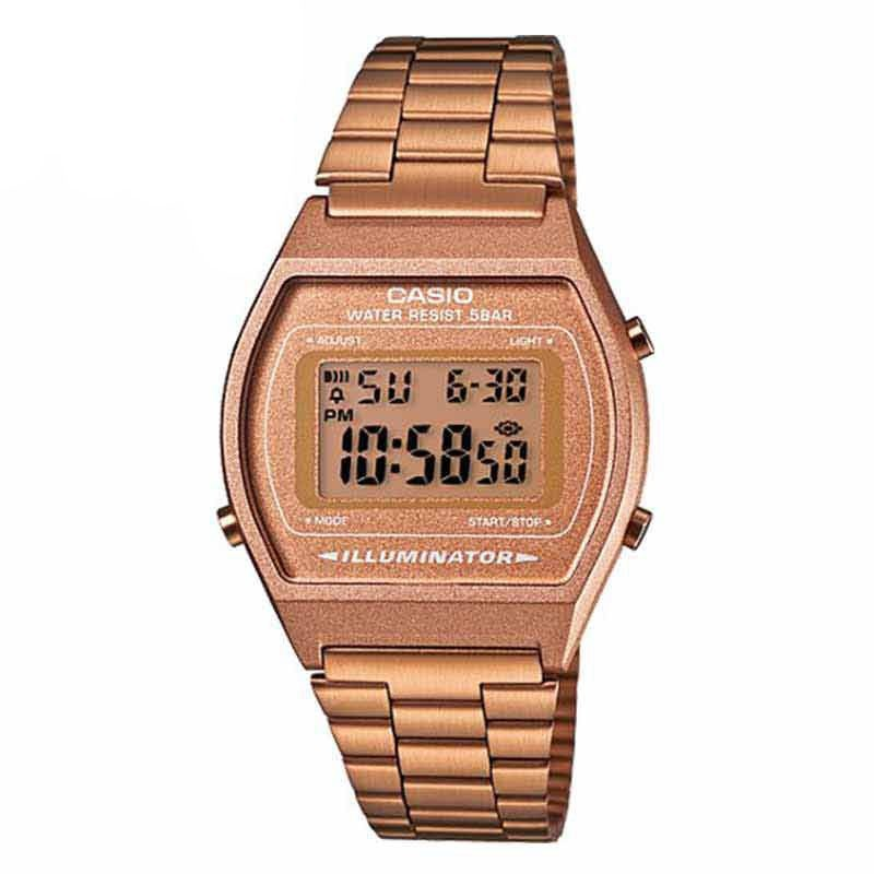 c5a9bbe8cb20 Relogio Casio Vintage Digital B640Wc-5ADF - Relógios de Fábrica