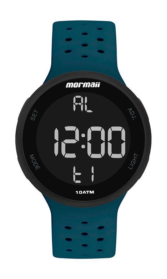 Relógio Mormaii Azul MO7700AC/8A