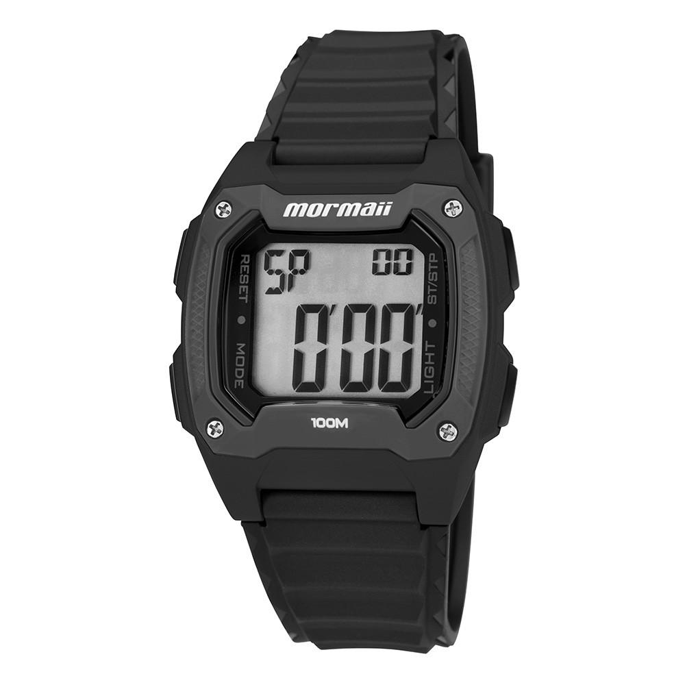 a59e9b03476 Relógio Unissex Mormaii Esportivo Digital MO11516A 8C - Relógios de ...