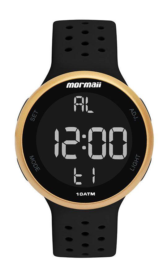 Relógio Mormaii Preto MO7700AB/8D