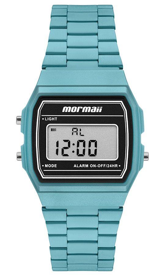 Relógio Mormaii Vintage Azul MOJH02BM/4A