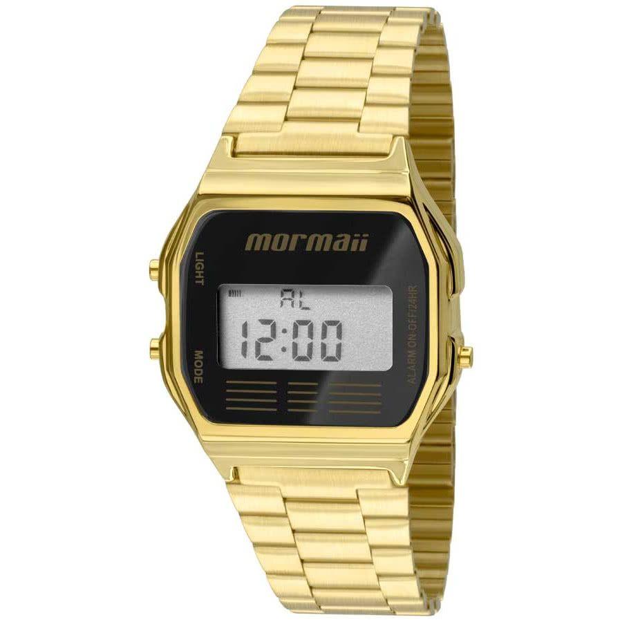 Relógio Mormaii Vintage Dourado MOJH02AB/4P