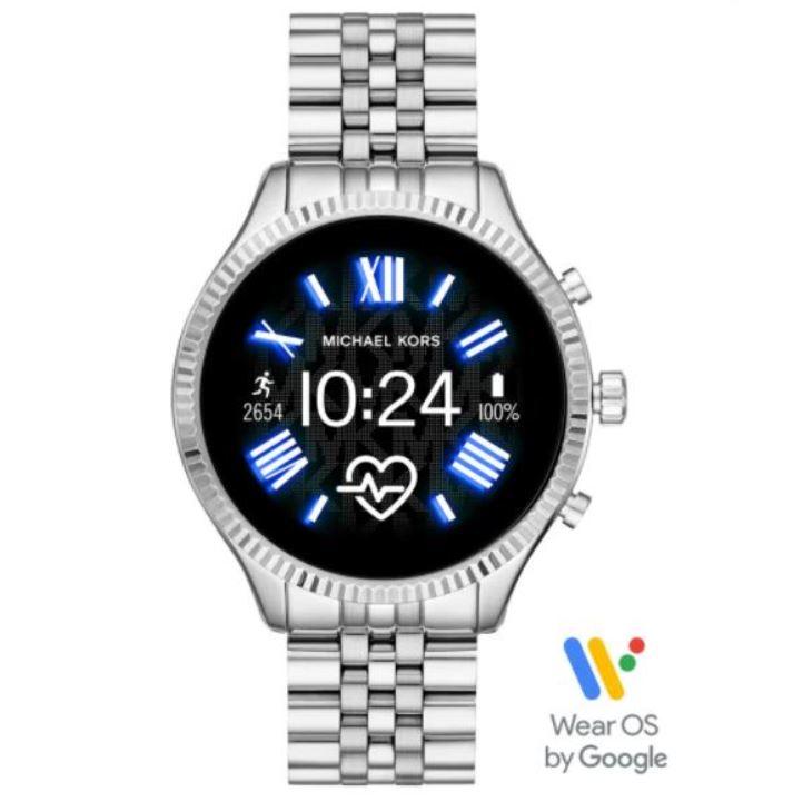 Smartwatch Michael Kors Mk Access Lexington Prata MKT5077/1KI