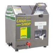 Moenda De Cana Maqtron Cana Shop 200 Elétrica 2 Cv A Inox 110V