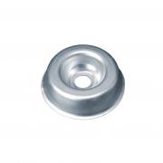 Prato Giratório Para Roçadeira Furo 16mm Alumínio