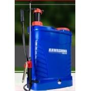 Pulverizador Costal 2 Em 1 - Bateria E Manual 20 Litros - Pem-P20