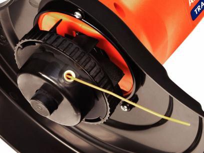 Aparador de Grama Tramontina AP1000 - 1000W Elétrico com Fio de Nylon 220v