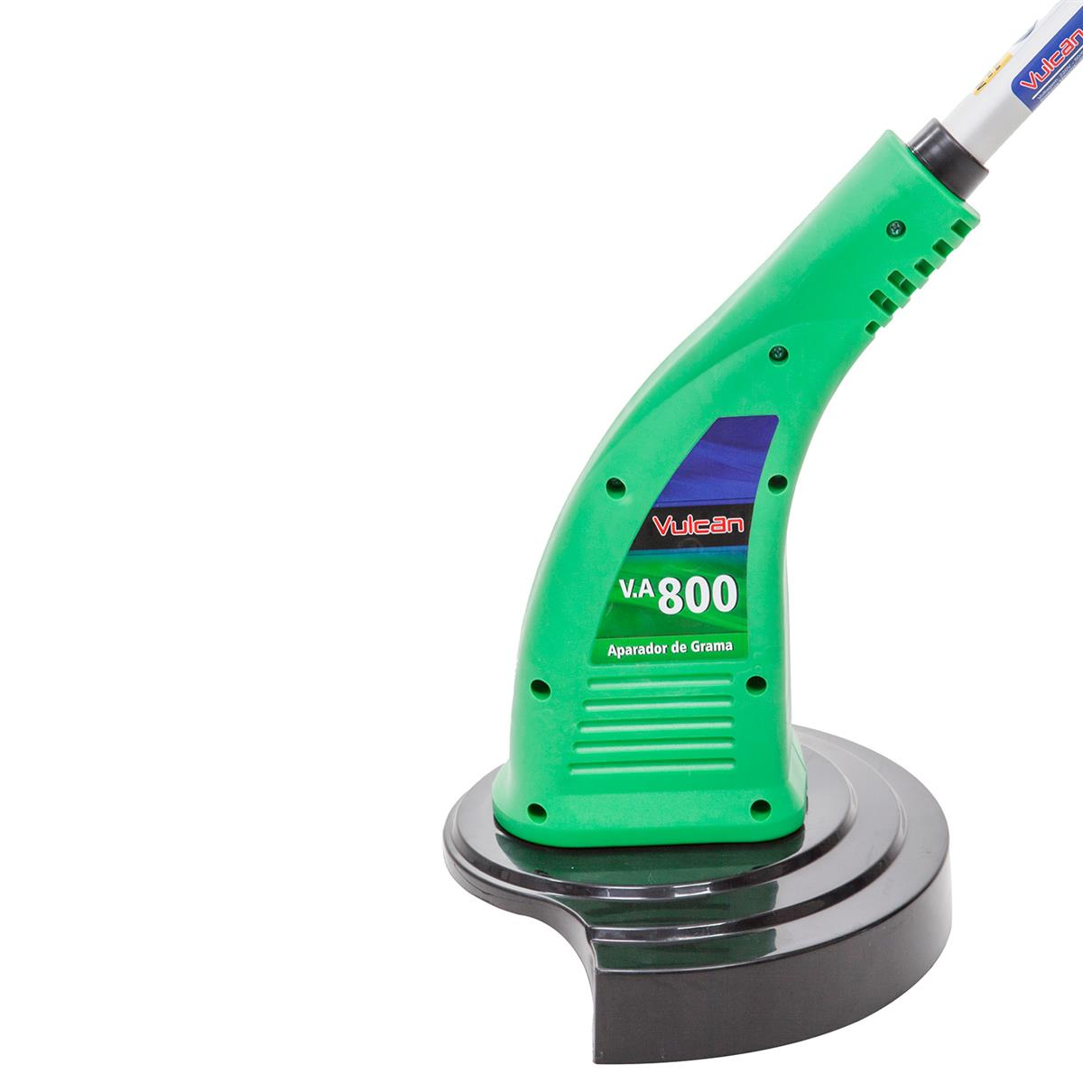 Aparador de Grama Vulcan VA800 Verde 800W 110v