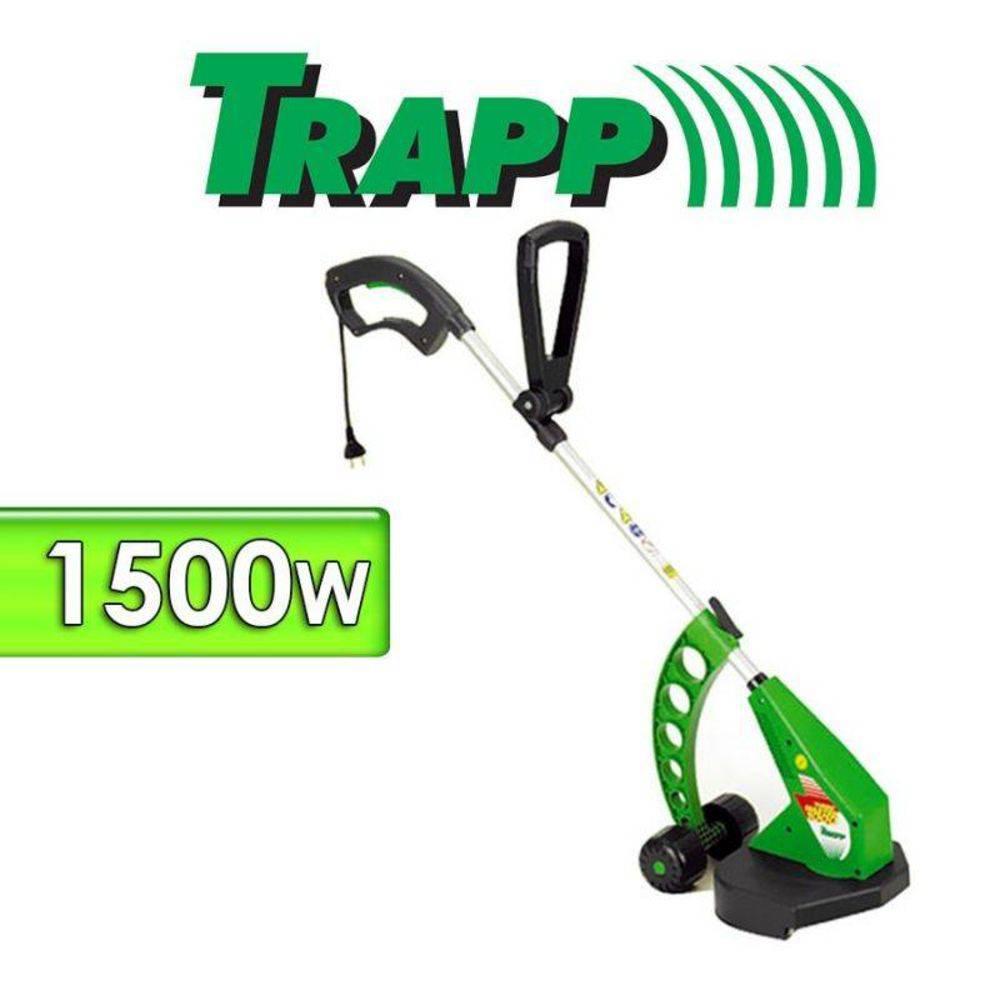Aparador E Cortador De Grama Turbo Master 1500 Trapp
