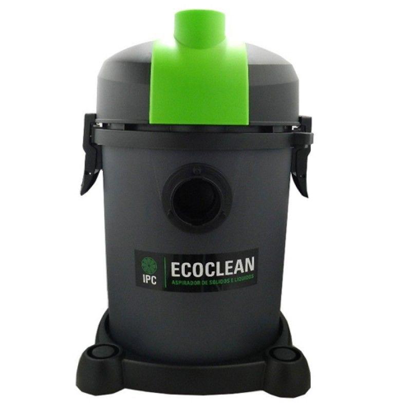 Aspirador De Pó E Líquido 1200w 18 Litros Profissional - Ecoclean-ipc Soteco-ap120