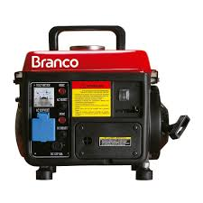 Gerador À Gasolina 0,95kva 110v B2t-950 Branco-9030406
